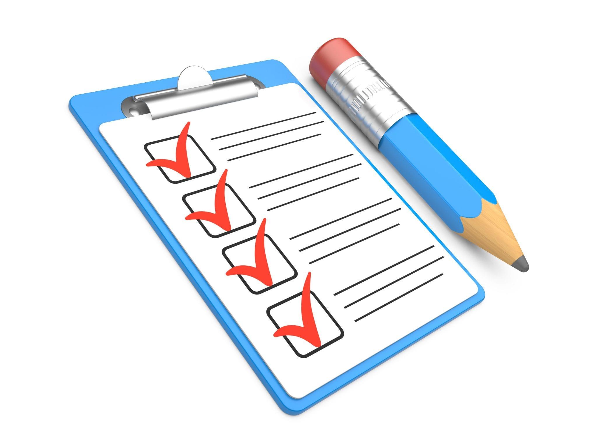 sales qualifying checklist sales coach