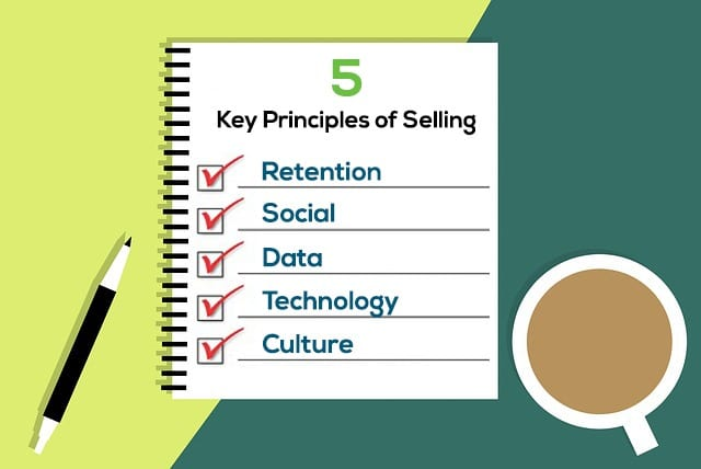 5 Key Principles of Selling
