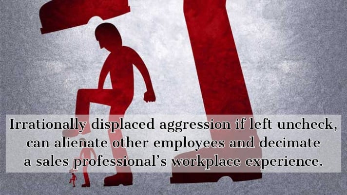 displaced-aggression