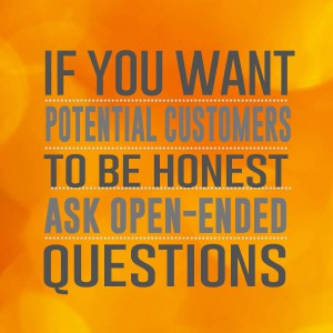 open-ended-questions-reveal-honest-customers