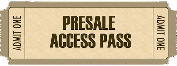 presale-access