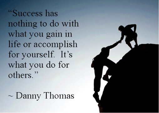 success-quote-helping-others