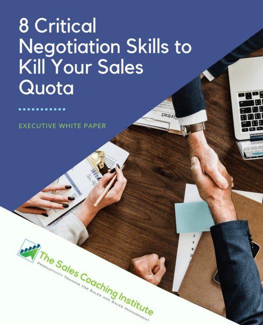 8 Negotiation Skills Whitepaper_Cover