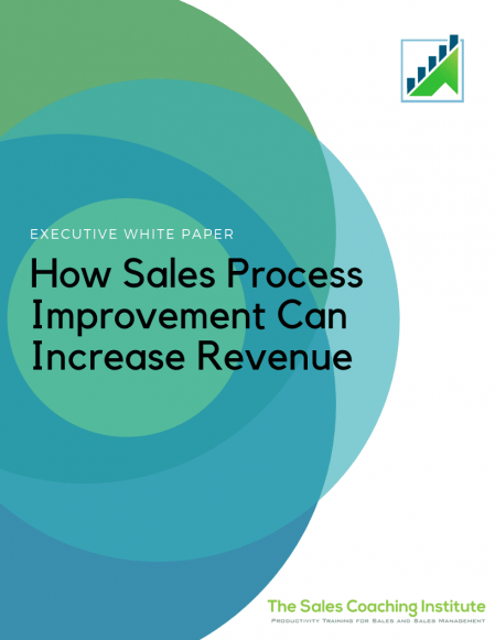 How Sales Process Improvement Can Increase Revenue Whitepaper_Cover