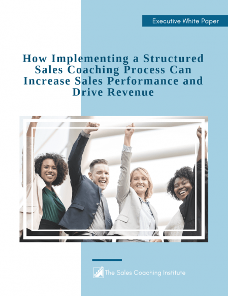 Implement Sales Coaching Process Whitepaper_Cover