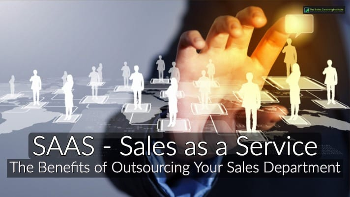 Outsourcing Sales Department