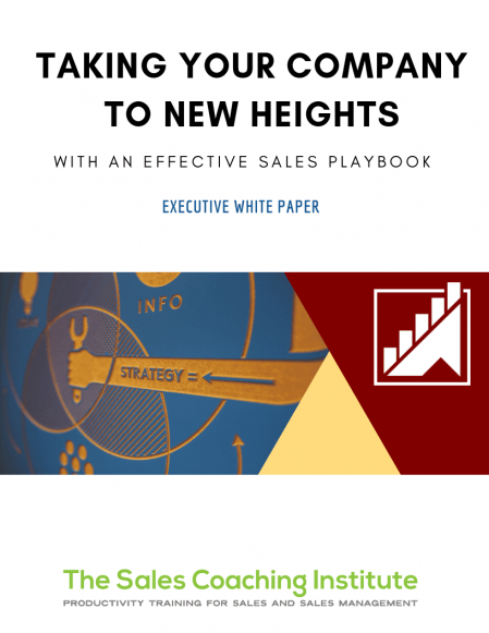 Sales Playbook Whitepaper_Cover