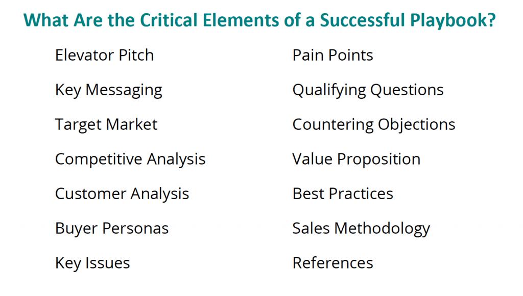 sales-playbook-elements
