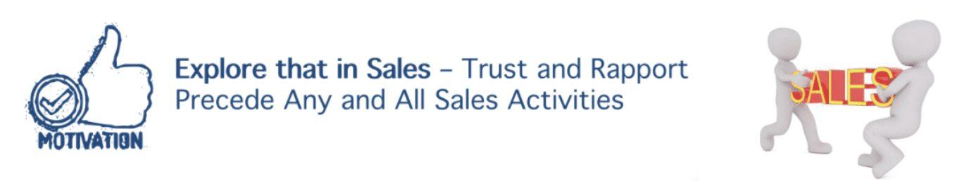 Motivational Sales Training