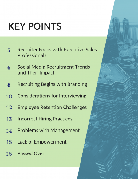 Effective Strategies to Best Sales Recruitment Practices & Talent Management Whitepaper_Index