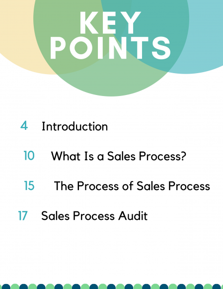 How Sales Process Improvement Can Increase Revenue Whitepaper_Index