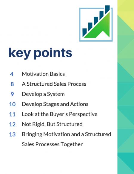 Increasing Profits by Maximizing Motivation Whitepaper_Index
