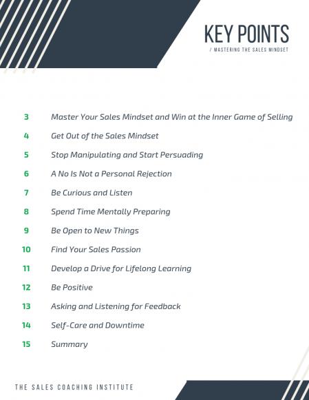 Mastering the Sales Mindset whitepaper Index_1